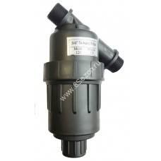 Фильтр тонкой очистки воды для капельного полива дисковый