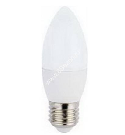 Ecola свеча E27 5W 2700K 2K 100x37 Light C7TW50ELC