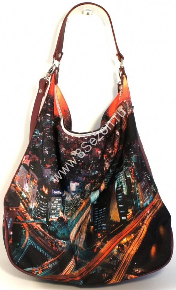 Женская сумка-рюкзак SHERI 4323