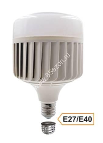 Ecola высокомощн. E27/E40 150W 6000K 6K 260x180 Premium HPD150ELC