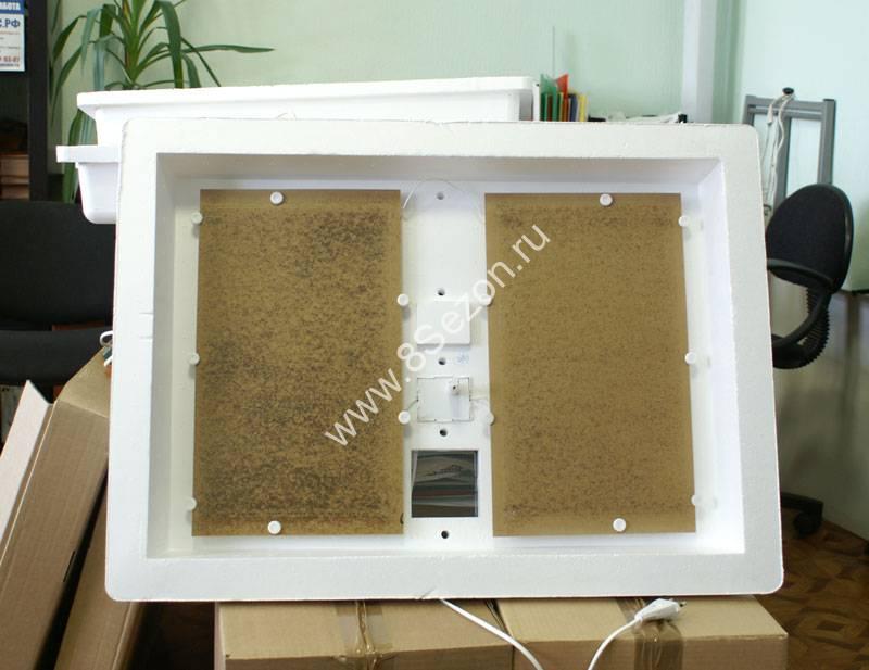 Комплект нагревательных элементов к инкубаторам ИБ2НБ (63/90 яиц), 220В или 12В
