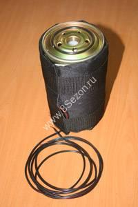 Подогреватель топливного фильтра дизельного автомобиля