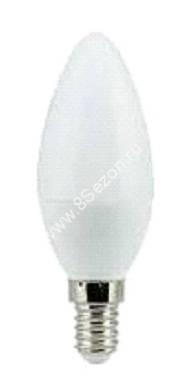 Ecola свеча E14 7W 4000K 4K 110x37 C4LV70ELC
