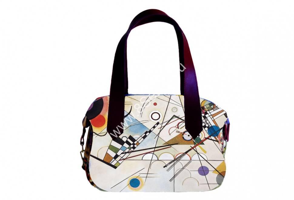 Женская сумка BRUNO 012  2146 абстракция
