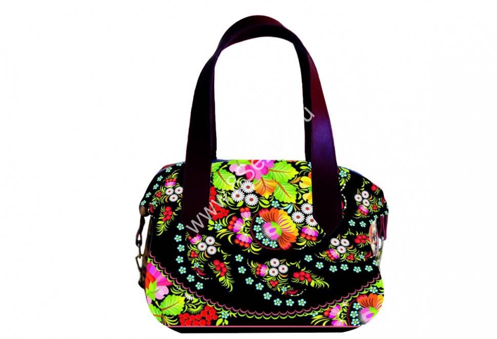 Женская сумка BRUNO 012 2134 узор